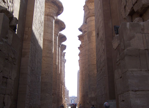 Храм в Корнаке